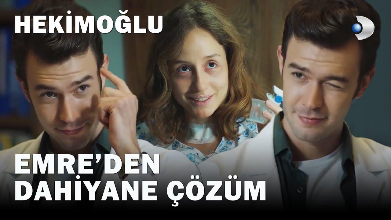 Emre, Mine Öğretmenin Derdine Derman Oldu | Hekimoğlu 1.Bölüm