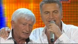 Новая Волна 2012 Николай и Леонид Агутин День рождения