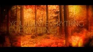 Outlands - Everything But Me (Lyric Video)