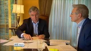 John Delaney RTÉ Interview 2015