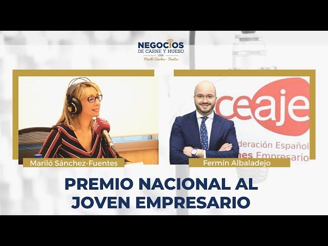 #Entrevista: Premio Nacional al Joven Empresario España. ¡Convocatoria abierta!