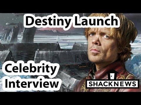 Destiny Launch Lance Reddick