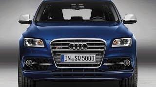 Audi SQ5 2013 кроссовер