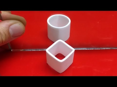 Ambiguous Cylinder Illusion // How it Works