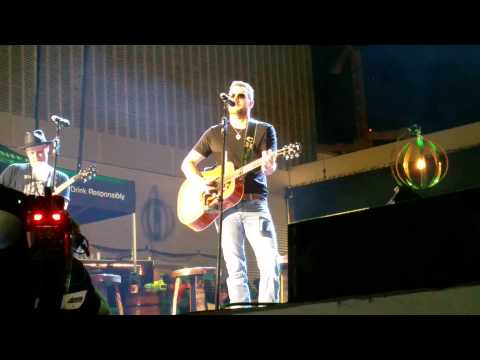 Eric Church - Livin' Part of Life (7/30/15) Nashville, TN