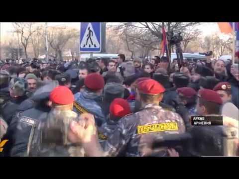 Армянская семья просит убежища в Азербайджане