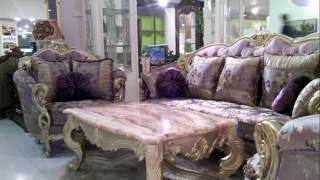 Мягкая мебель в классическом стиле ДАНАЯ . Living Room Set Danaja(, 2016-05-19T12:54:16.000Z)