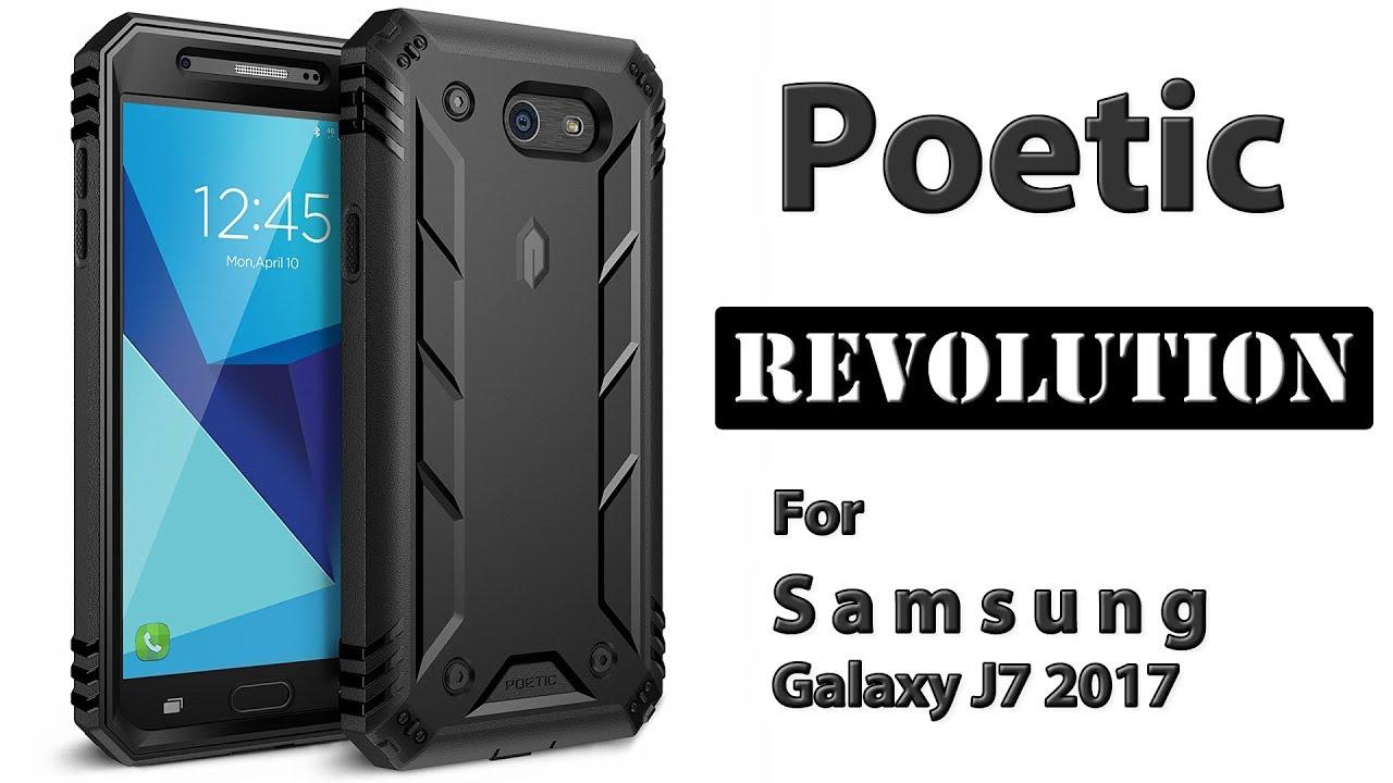 size 40 5d8bd 7e68e Poetic Revolution case review for Samsung Galaxy J7 2017