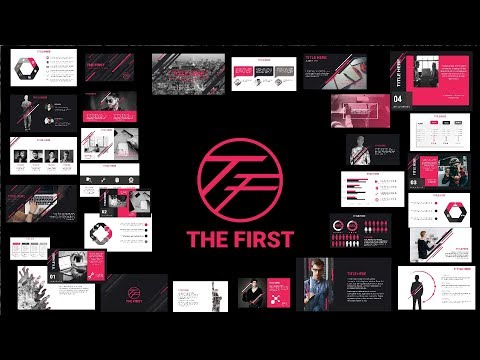 Free Powerpoint Templates Animation The First Free