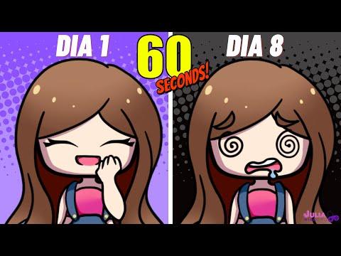 FIM DO MUNDO? PRECISO SOBREVIVER (60 Seconds!)