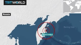 Russia Earthquake: Magnitude 6.6 quake strikes Russian far east