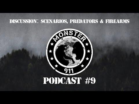 Dogman Sasquatch Oklahoma Encounters, Episode 9--**Discussion: Senarios, Predators, & Firearms**