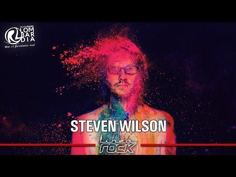 STEVEN WILSON - interview @Linea Rock 2017 by Mox Cristadoro