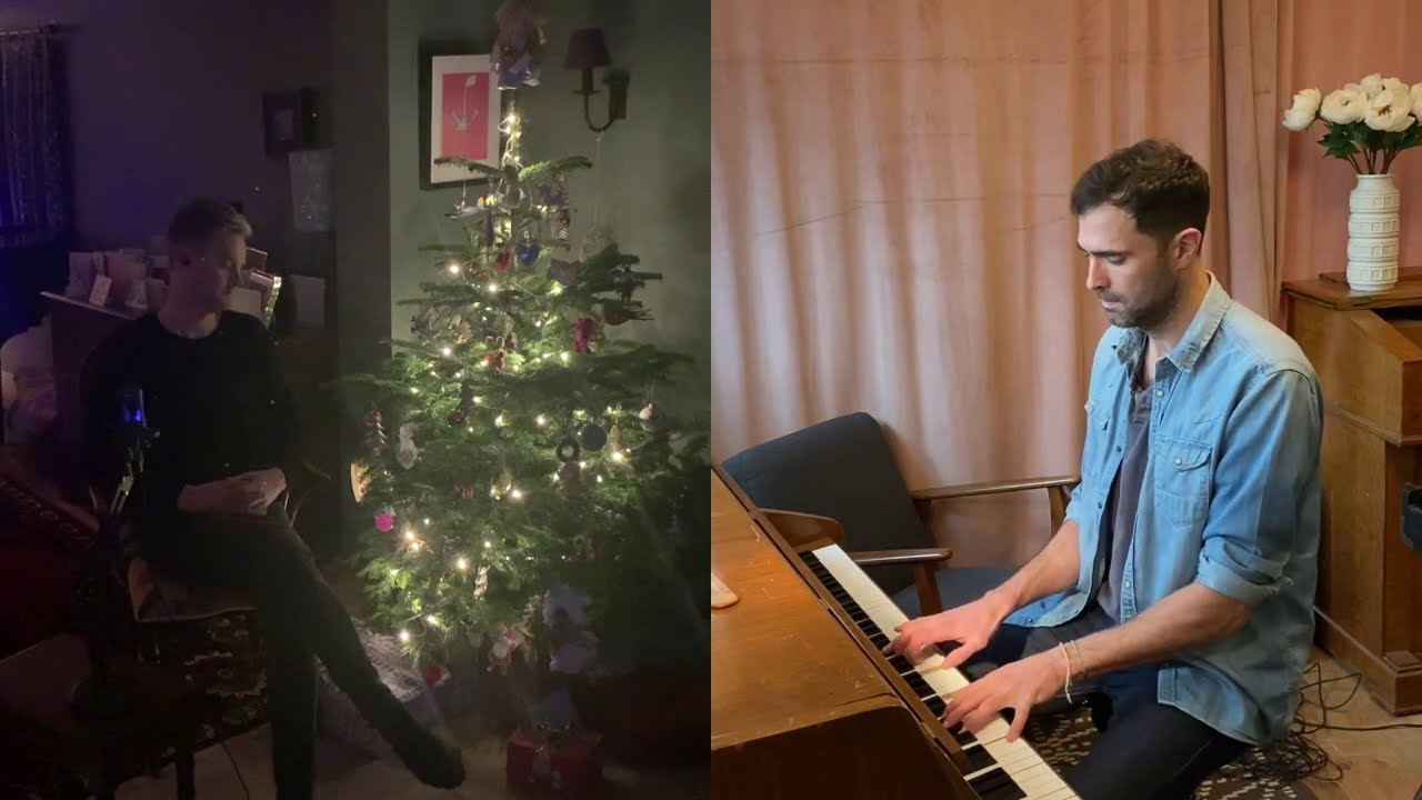Bridge Over Troubled Water (Christmas Cover)