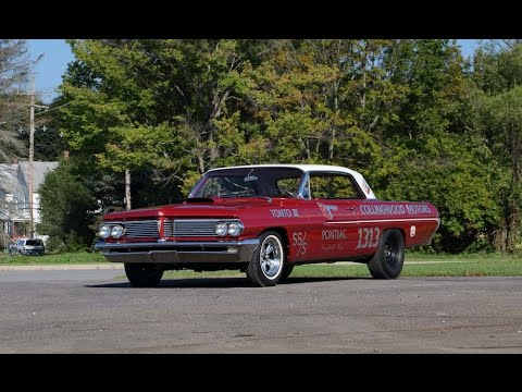 1962 pontiac catalina super duty mecum kissimmee 2017 youtube sciox Choice Image