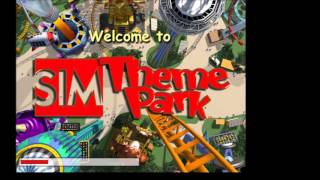 Sim Theme Park (PC) - Running on Windows 10