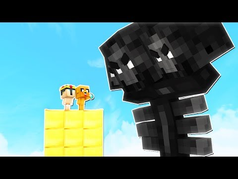 ¡ENFRENTAMOS AL WITHER BOSS! 😱💀 #HORADEMIKELLINO EP. 14