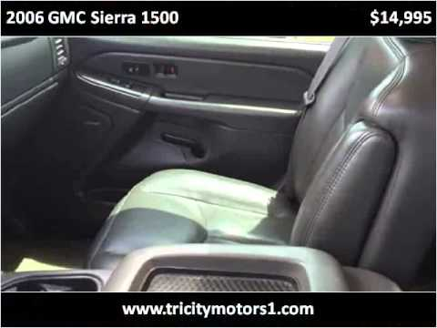 2006 gmc sierra 1500 used cars somerset ky youtube for Tri city motors superstore somerset ky