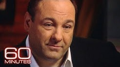 James Gandolfini talks Tony Soprano's anger