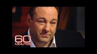 James Gandolfini talks Tony Soprano's anger