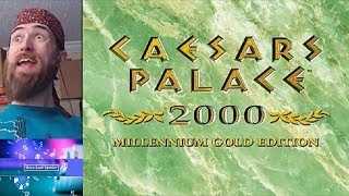 Video Game Gambler - Caesar