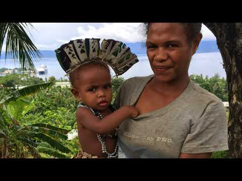 2018-PNG Cruise Episode 4-The People of Alotau
