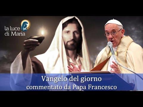 Vangelo Di Oggi Domenica 10 Marzo  Dal Vangelo Secondo Luca Commentato Dal Papa