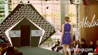 Opening Day of the Beirut Summer Fashion Week 2014 by Lips