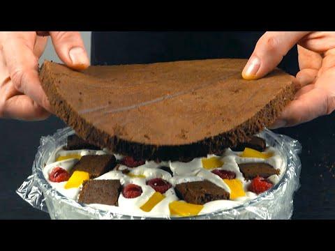 """voici-comment-préparer-de-jolis-gâteaux-""""dômes"""""""