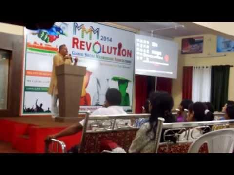Pradeep Dixit Ji in MMM Help Revolution speaking about SWADESHI