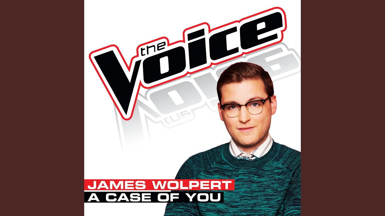 A Case Of You (The Voice Performance) - YouTube