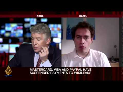 WikiLeaks' financial problems: crisis management comment from Insignia's Jonathan Hemus'