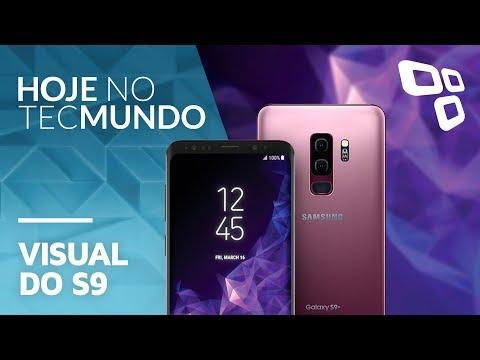 Visual dos Galaxy S9 e S9+, maior canal do YouTube BR e mais - Hoje no TecMundo