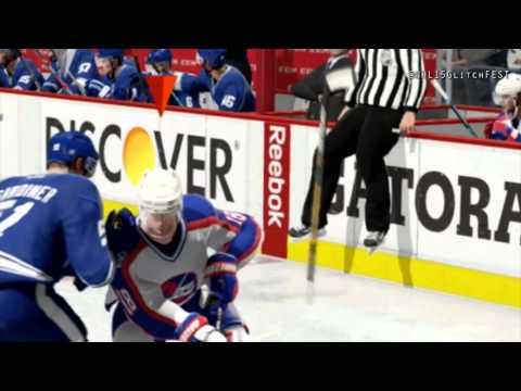NHL best hits and fails