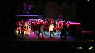 WWRY - Galileo Scaramouche and Cast - We Will Rock You