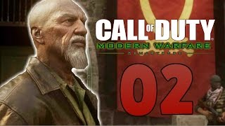 "COD Modern Warfare Remastered #02 ""El Golpe/Apagón"" 