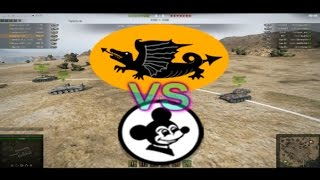 WoT Skirmish - [16-bp] vs [HOOLS]