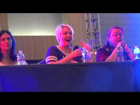 Anime Califorinia 2015 voice actor panel