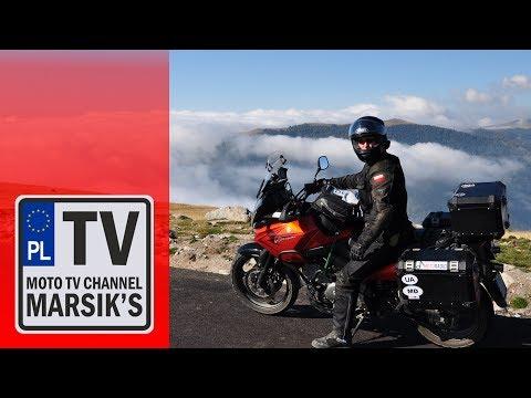 Moto Podróże - [2/2] RUMUNIA 2011 (Transfogarska, Transalpina) MARSIK'S TV