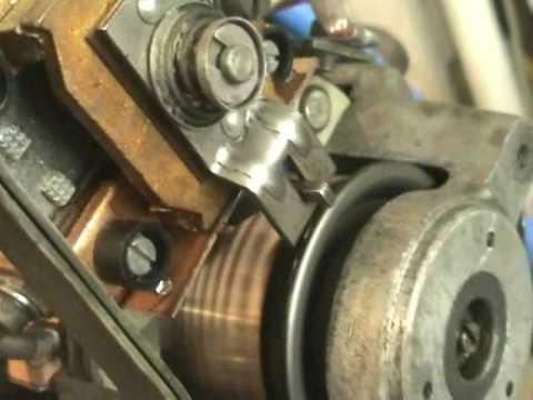 Bosch 24 Volts Starter Motor