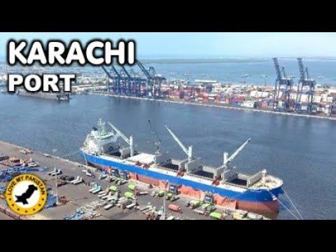 Karachi Port - Karachi - Sindh - Pakistan