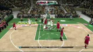 NBA 2k10 PS3 (online gameplay)