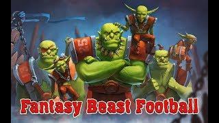 Fantasy Beast Football - ОТЛИЧНАЯ ИГРУШКА НА АНДРОИД!!!