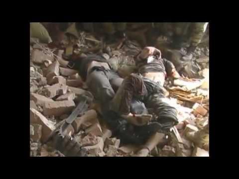 ТБЕ: уничтожение боевиков