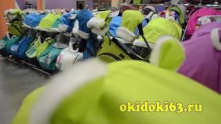 Санки-коляски Ника детям 7-2 . Краткий обзор
