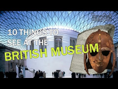 What to see at the British Museum   Time Out London