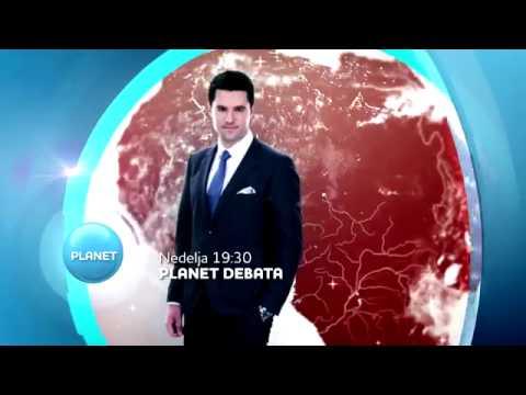 Planet Debata - v nedeljo ob 19.30 na Planet TV