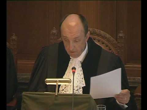 MaximsNewsNetwork: URUGUAY-ARGENTINA DISPUTE - THE HAGUE COURT (ICJ)