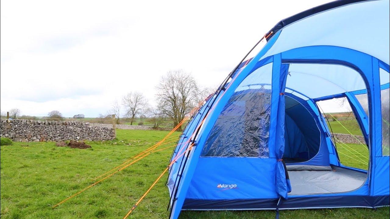 sc 1 st  YouTube & Vango Anteus 600 Family Camping Tent - YouTube