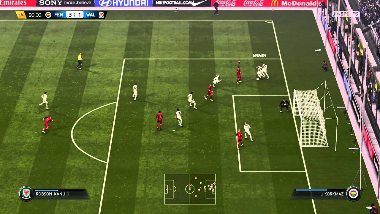 FIFA 15 СЕЗОНЫ - ОНЛАЙН - #6 УЭЛЬС – ИСПАНИЯ - YouTube